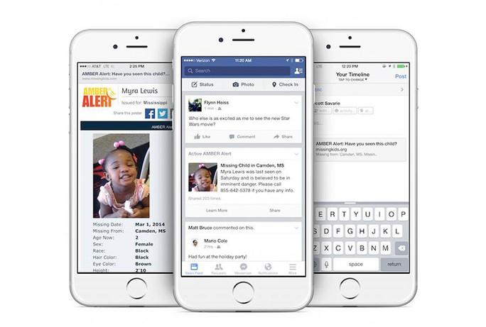 Facebook ra mắt tính năng tìm trẻ lạc