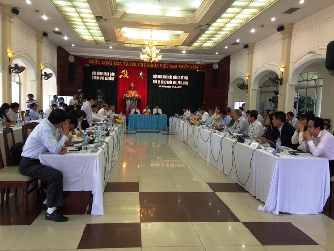 Người dân mừng vì llãnh đạo TP Đà Nẵng Trần Thọ công khai xin lỗi