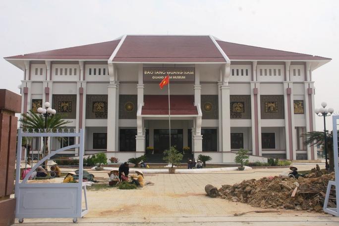 Ngắm nhà khách nguy nga của tỉnh Quảng Nam