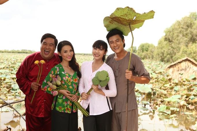 Hoa hậu Đặng Thu Thảo gây bất ngờ với khả năng diễn xuất
