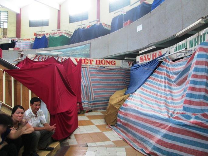 Tiểu thương quyết giữ lại chợ Đầm Nha Trang