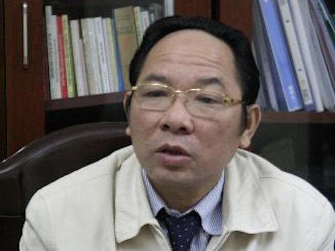 Ông Phan Minh Nguyệt