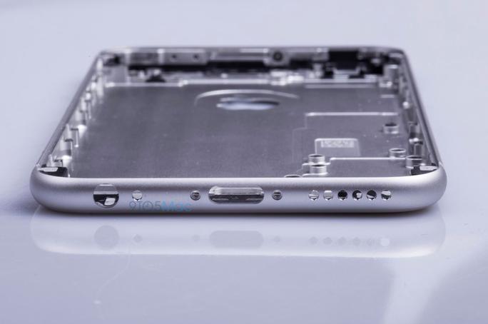Rò rỉ những hình ảnh đầu tiên của iPhone 6S
