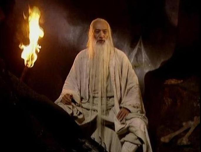 Vai Phong Thanh Dương trong phim Tiếu ngạo giang hồ phiên bản năm 2000