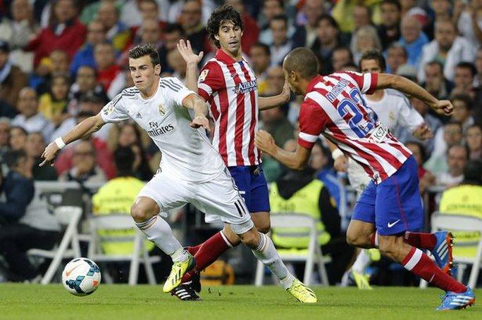 Những trận derby giữa 2 Real và Atletico luôn kịch tính