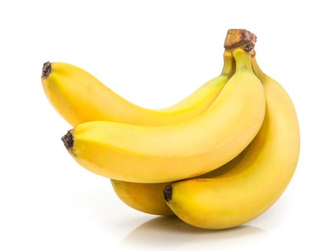 Chuối chứa Vitamin A, C, B1, Magie