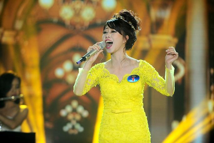 Giọng ca đến từ nước Nga Nguyễn Bảo Yến