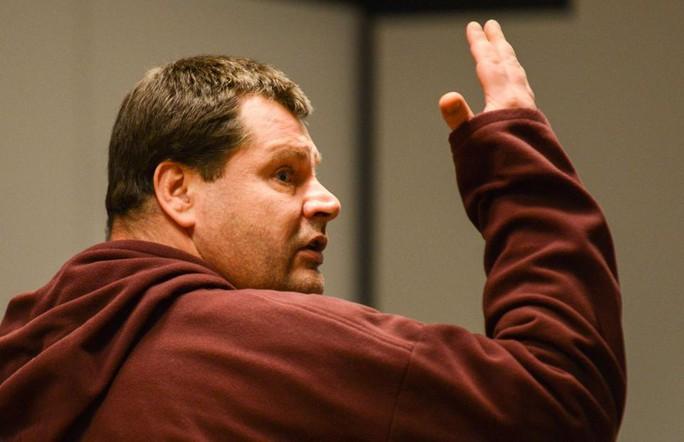 Phạm nhân Frank Van Den Bleeken, 51 tuổi. Ảnh: AP