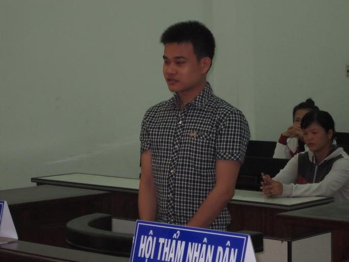 Đỗ Minh Vương nghe tòa tuyên án