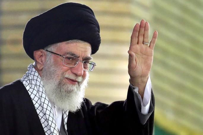 Lãnh tụ tối cao Iran - Đại giáo chủ