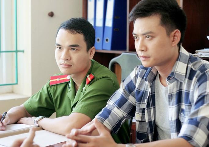 Tiến Lộc vào vai Phong - một cảnh sát mẫu mực