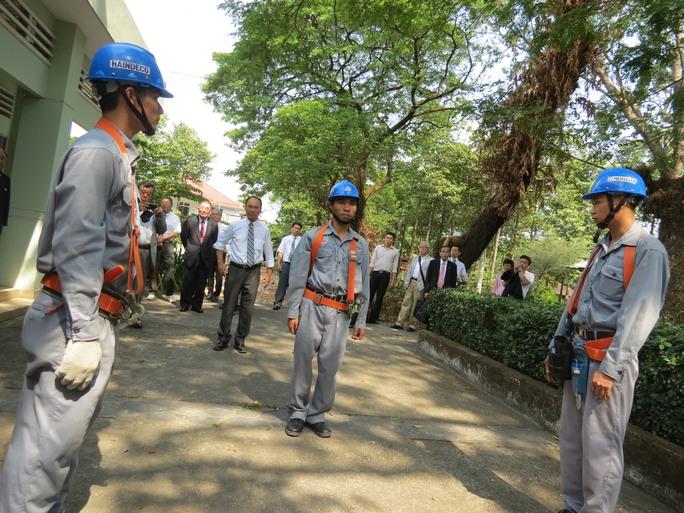 Lao động Việt Nam học nghề trước khi sang Nhật Bản làm việc