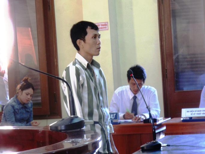 Ngô Thanh Sơn khai nhận có cùng Kiều, Cường tham gia các vụ trộm cắp