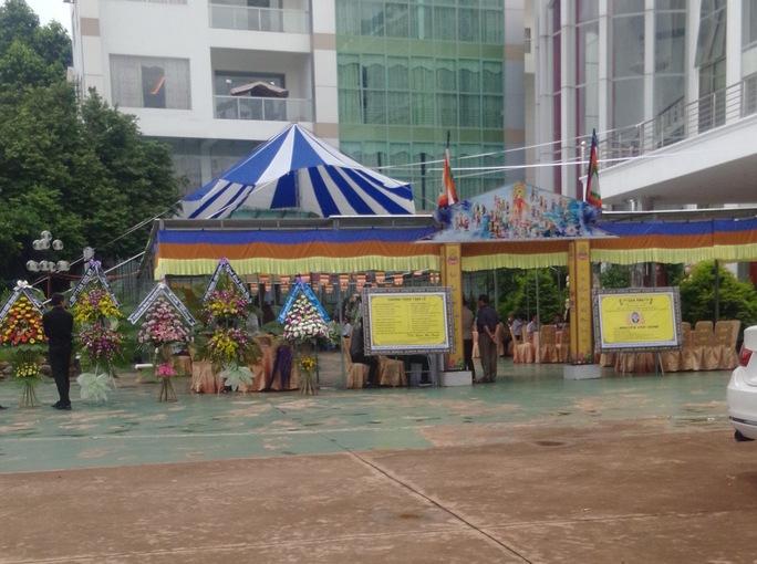 Đại gia phố núi đột tử tại Hà Nội