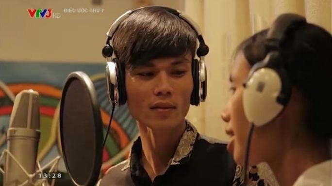 hai nhân vật chính Thanh và Đào trong chương trình Điều ước thứ 7 ngày 10-1