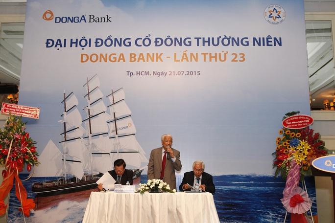 Sau 4 năm bị kiểm soát đặc biệt, Ngân hàng Đông Á tính chào bán cổ phần để tăng vốn điều lệ - Ảnh 1.