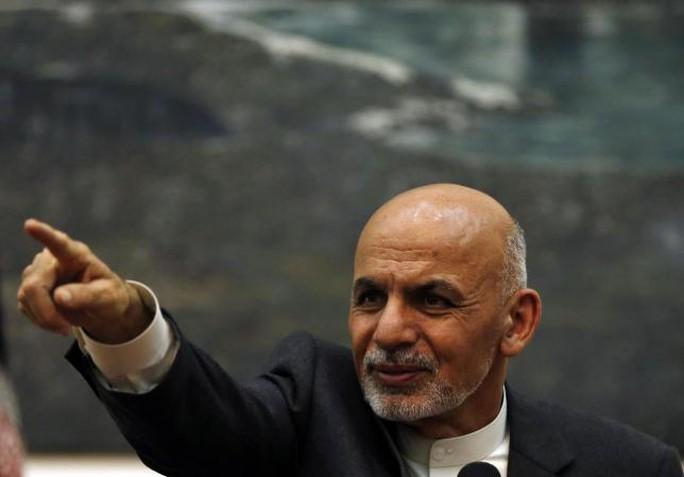 Tổng thống Afghanistan từng cảnh báo IS đang là mối đe dọa khủng khiếp cho đất nước ông. Ảnh: Reuters