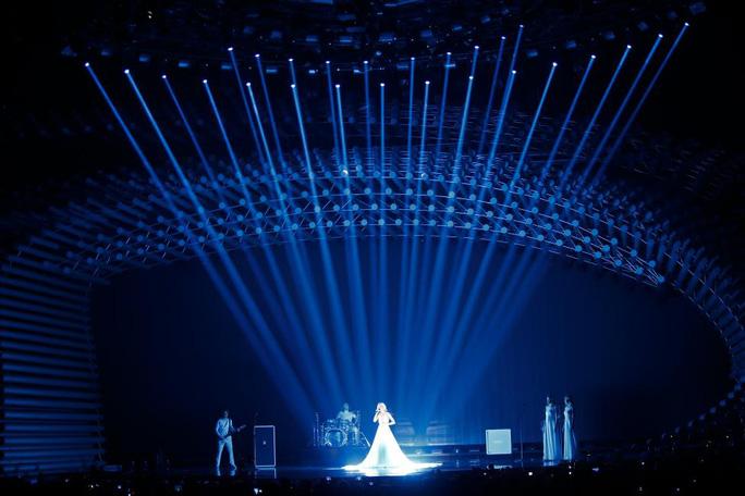 Sân khấu đẹp lung linh