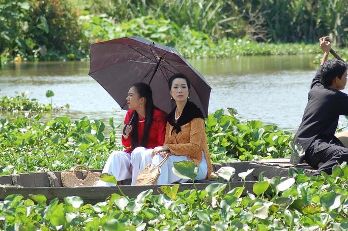 Trịnh Kim Chi trong phim Khúc tương tư