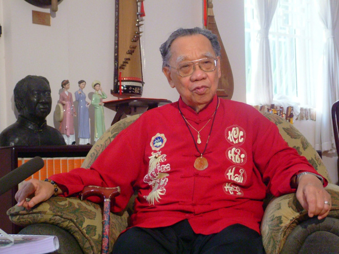 GS-TS Trần Văn Khê từ trần