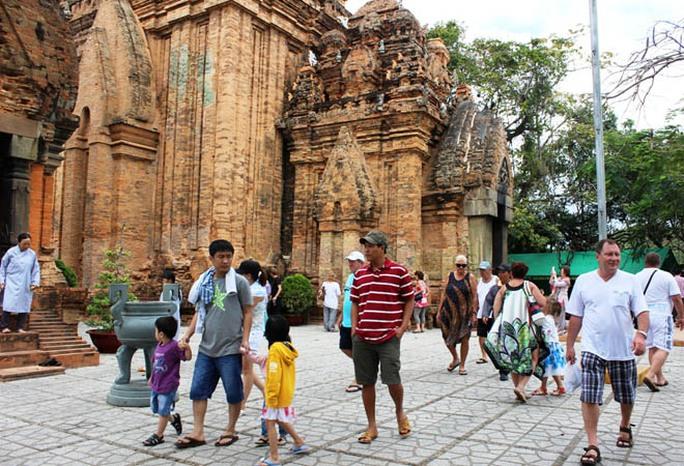 Khách du lịch Trung Quốc tăng mạnh ở  Khánh Hòa