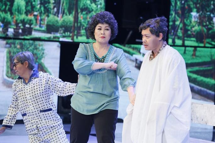 Hồng Vân cùng các nghệ sĩ phía Nam mang đến hai tiểu phẩm Tau yêu mi và Người tốt còn sót lại