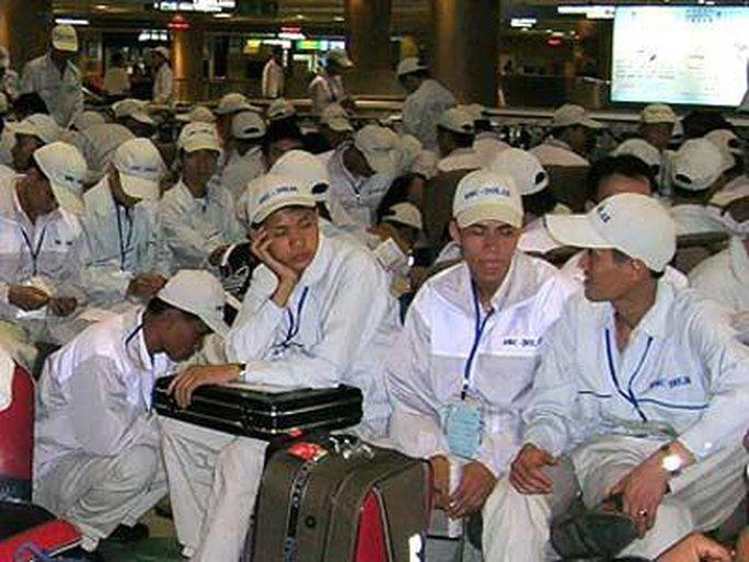 Hàn Quốc tạm dừng tiếp nhận lao động từ 40 quận, huyện của Việt Nam - Ảnh 1.