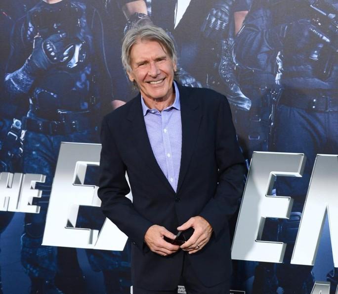 Harrison Ford không chỉ thích mạo hiểm trong phim mà còn ở ngoài đời