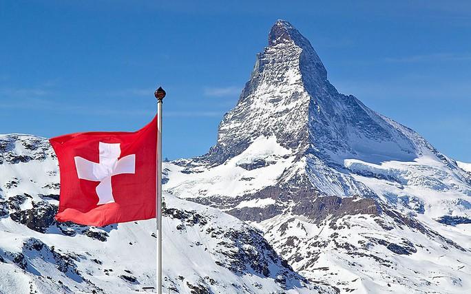 Thụy Sĩ là nước hạnh phúc nhất thế giới. Ảnh: AP