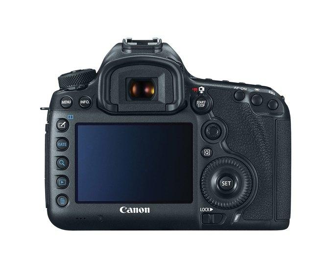 Canon EOS 5DS SR