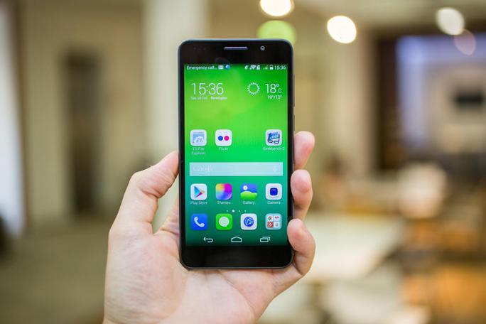 Thương hiệu Huawei sẽ sẽ xuất hiện trên các smartphone Nexus thế hệ tiếp theo?