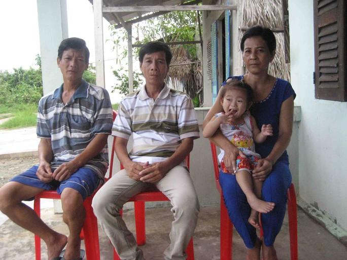 Ông Lé, ông Lến và bà Xem dù đã được minh oan nhưng vẫn không yên với người thân của ông Mấu