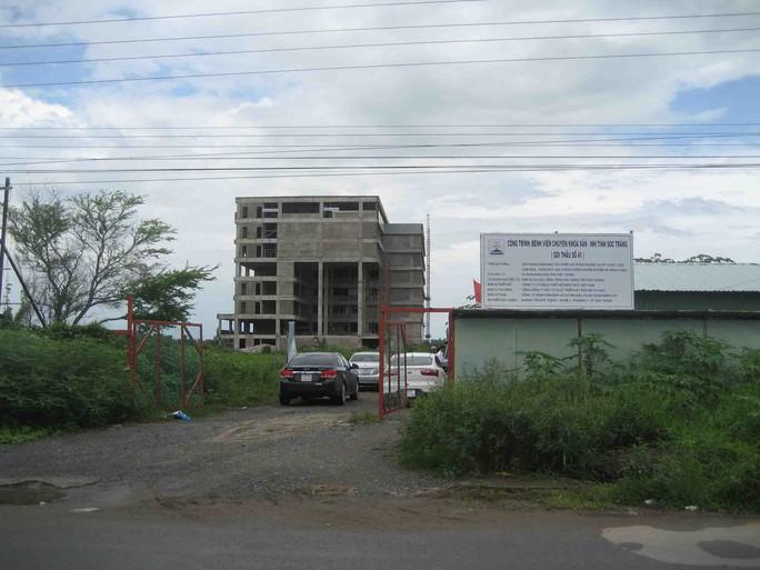 Vụ Bệnh viện Sản - Nhi Sóc Trăng: Các nhà thầu phụ gửi đơn tố cáo UDIC Invest