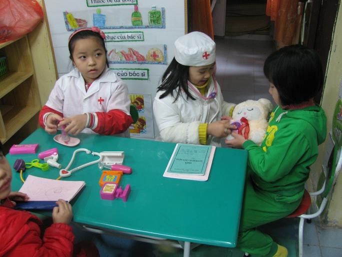 Bác sĩ là nghề lựa chọn hàng đầu của các em nhỏ Việt Nam - Ảnh minh họa: internet