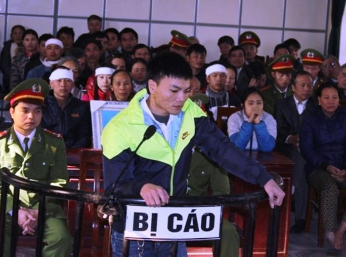 Nhận án tử nhưng Lê Văn Hảo không hề tỏ ra ân hận