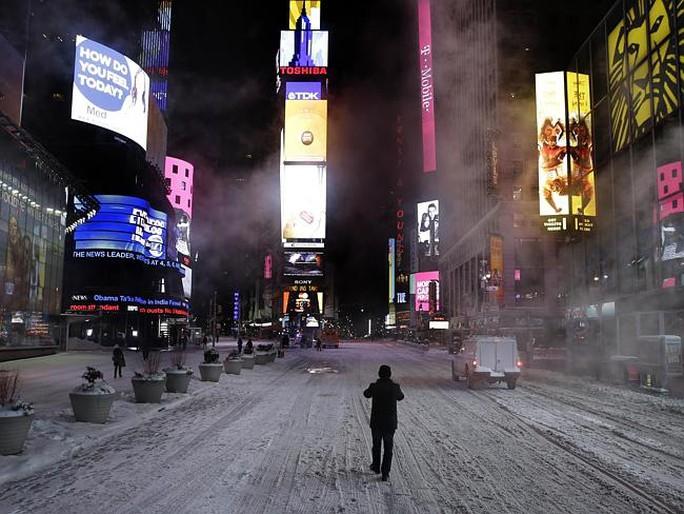 NYC Mayor: 'We dodged a bullet'
