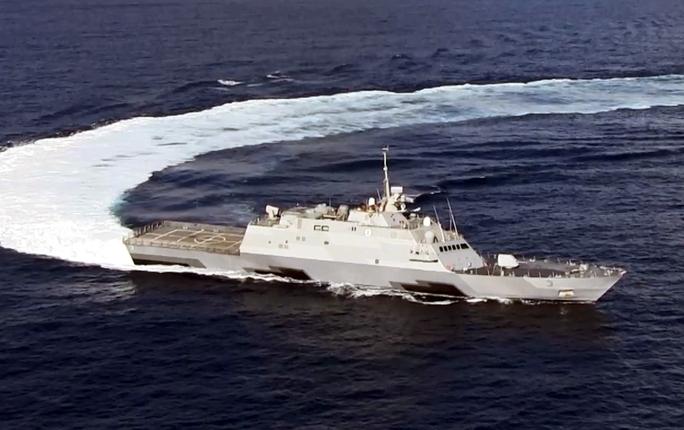 Mỹ sẽ điều các tàu chiến hiện đại nhất đến biển Đông?