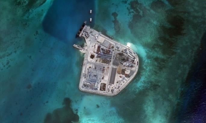 Trung Quốc xây dựng căn cứ quân sự trên biển Đông?