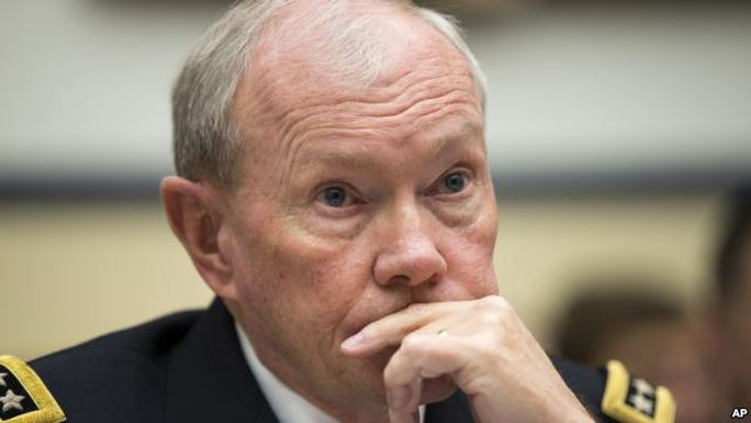 FILE - Joint Chiefs Chairman Gen. Martin Dempsey says the U.S. military needs to be more agile, innovative and integrated.