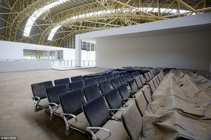 Indias ghost terminals were built largely by the previous government, which planned 200 no frills airports