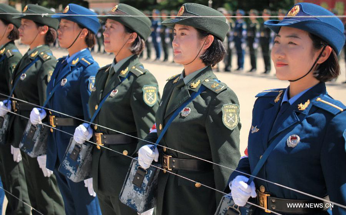 China will hold a grand military parade on Sept. 3 to mark the 70th anniversary of the victory of the Chinese Peoples War of Resistance Against Japanese Aggressions and the World Anti-Fascist War.