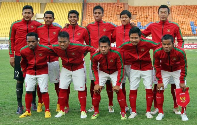 Tuyển U23 Indonesia tại SEA Games 2015