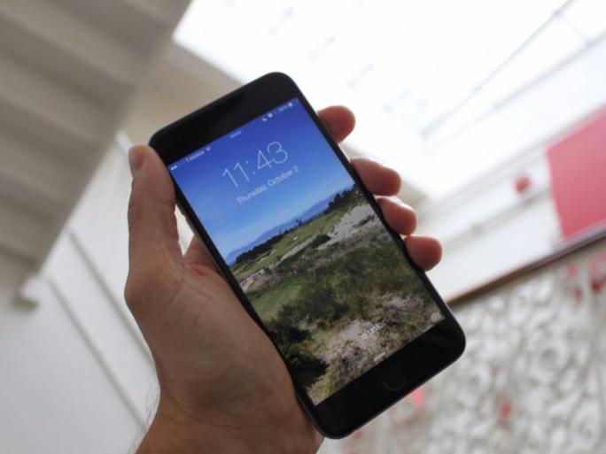iPhone 7 trang bị công nghệ Force Touch