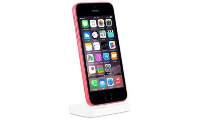 Mô hình được cho là iPhone 6C vừa bị phát hiện trên trang web của Apple.