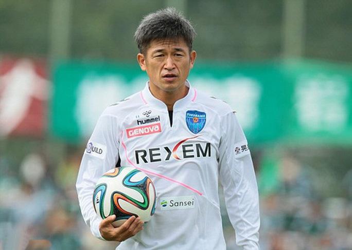 Kazu Miura 50 tuổi vẫn chạy tốt ở Yokohama FC - Ảnh 4.