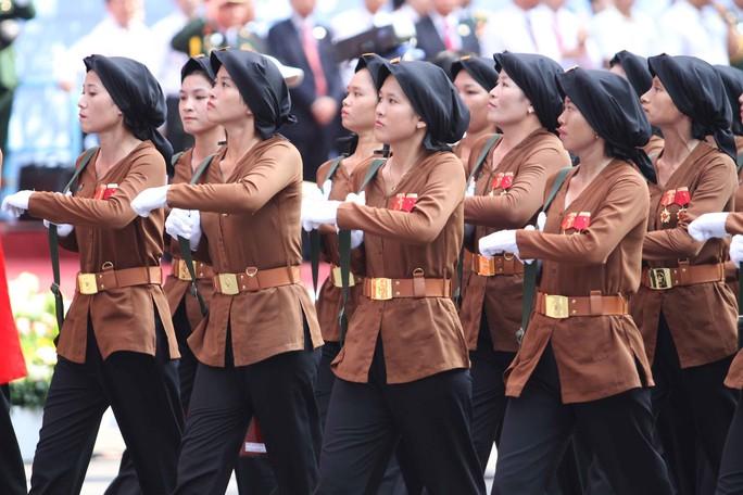 Khối nữ du kích Bắc Bộ