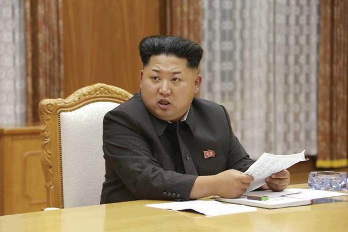 "Ông Kim Jong-un ""mất tích"""