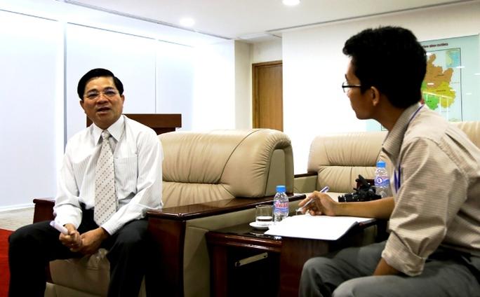 Ông Trần Thanh Liêm, PCT UBND tỉnh Bình Dương trả lời báo Người lao động
