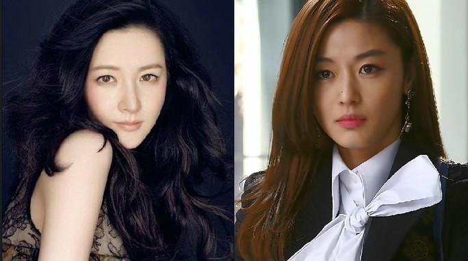 Lee Young Ae và Jun Ji Hyun