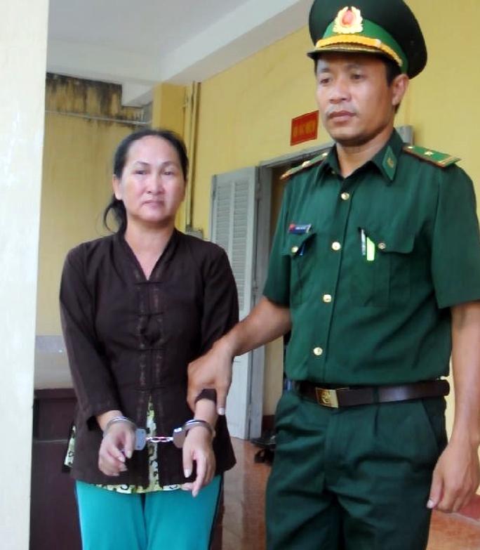 Vũ Thị Kim Loan bị bắt vì tham gia vào đường dây buôn người